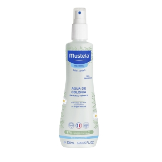 Agua de Colonia Mustela Sin Alcohol 200 ml