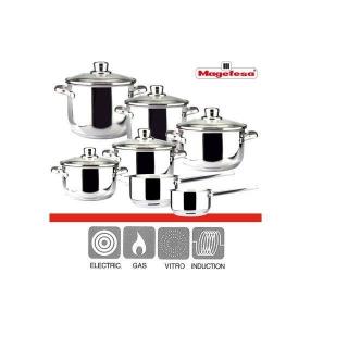Bater a de cocina magefesa dux las mejores ofertas de carrefour - Cocina electrica carrefour ...
