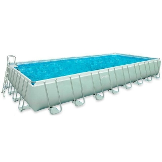 Piscina Rectangular Ultra Frame 732x366x132cm