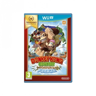 Donkey Kong Country: Tropical Freeze Selects para Wii U