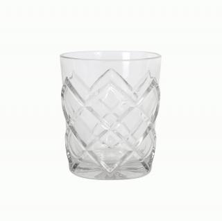 Set de 3 Vasos de Vidrio Pinea 36 cl HOME STYLE - Transparente f7ec1f7b56f0