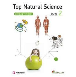 TOP NAT SCIENCE 2 YOUR BODY ED