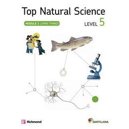 Top Natural Science 5 Living Things