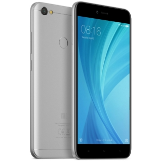 Móvil Xiaomi RedMi Note 5A Prime 32GB - Gris