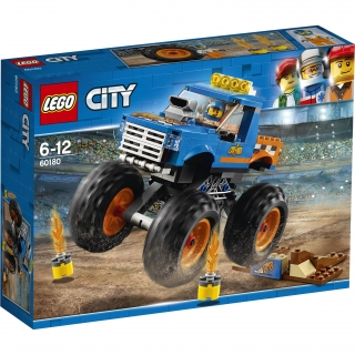 LEGO City Great Vehicles - Camión Monstruo