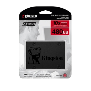 Disco Duro Solido SSD KiNGSton A400 480GB