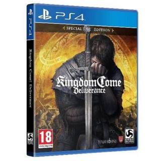 Kingdom Come: Deliverance Special edition para PS4