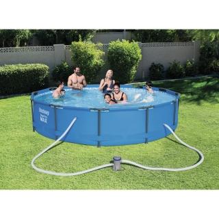 Piscinas desmontables y spas for Depuradora piscina carrefour
