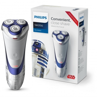 Afeitadora Philips Star Wars R2DR SW3700/07