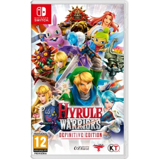 Hyrule Warriors Definitive Edition para Nintendo Switch