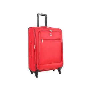 Maleta 4 ruedas 78 cm rojo las mejores ofertas de carrefour - Maleta viaje carrefour ...