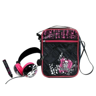 Pack Auriculares Monster High MHA025Z