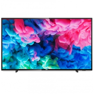 "TV LED 139,7 cm (55"") Philips 55PUS6503/12, UHD 4K, Smart TV"