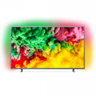 TV LED 127 cm (50'') Philips 50PUS6703/12, UHD 4K, Smart TV