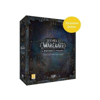 Wow: Warlords of Draenor Collector´s Edition para PC