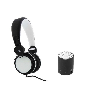 Pack Auriculares TNB BE - Blanco/Negro