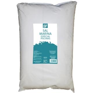 Sal marina saco 25kg las mejores ofertas de carrefour - Sacos de sal para descalcificador ...