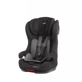Silla de coche Grupo 1/2/3 Playfix Isofix con Top Tether Play