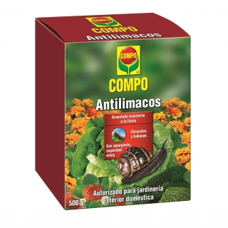 Antilimacos 500gr Compo