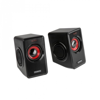Altavoces Tacens Mars Gaming Speakers MS1 10W RMS - Negro