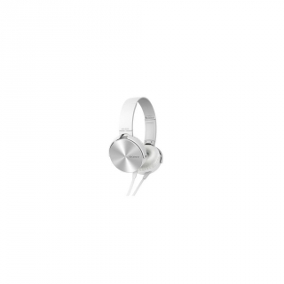 Auriculares Sony MDRXB450APW - Blanco