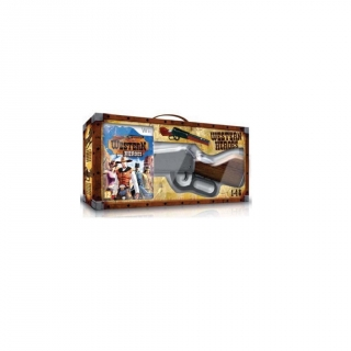 Western Heroes con Rifle para Wii
