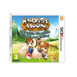 Harvest Moon: El Valle Perdido para 3DS