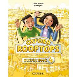 Rooftops 4. Activity Book
