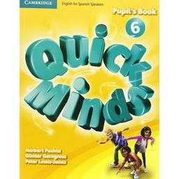 Quick Minds 6 Alumno Cambridge
