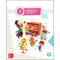 Musica 2 Prim Alum+Cd Cat Mcgr