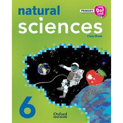 Think Do Learn Natural Science 6th Primary Student's Book Pack Andalucía