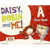 Daisy, Robin and Me A Red Class Book Pack
