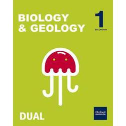 Inicia Dual Biology and Geology 1.º ESO. Student's Book Pack Amber