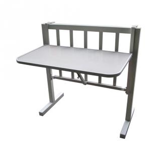 Mesa balc n plegable 91 5x51 cm las mejores ofertas de for Mesa plegable para balcon