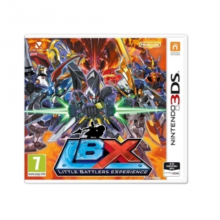 Little Battlers Experience para 3DS