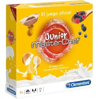 clementoni juego de mesa masterchef junior las mejores