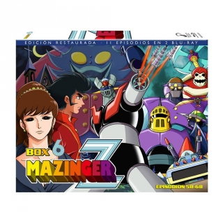 Mazinger Z Box 6 - Blu Ray