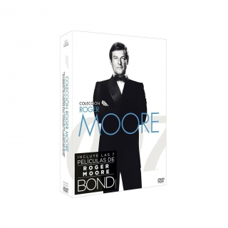 Bond: Roger Moore Collection - DVD