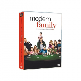 Modern Family Temporada 6 - DVD