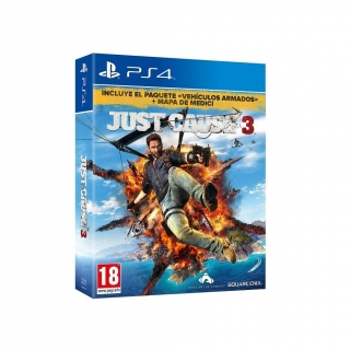 Just Cause 3 Collector's Edition para PS4