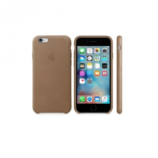 Funda de Piel para Iphone 6 s - Marrón