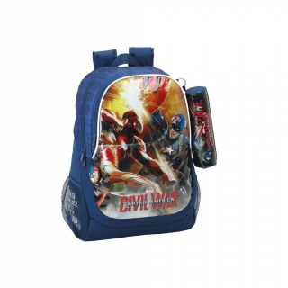 Mochila Day Pack América Civil War