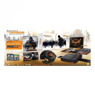 Tom Clancy's The Division: Sleeper Agent Edition para PS4