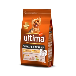 Alimento Ultima Dog Yorkshire 3KG