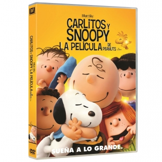 Carlitos y Snoopy - DVD
