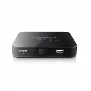 Receptor Quad Core Engeldroid Smart TV Engel EN1007Q