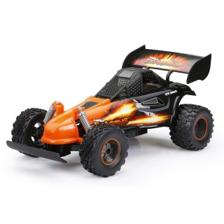 Radio Control Chargers Buggy Warrior 1:16 New Bright - Carrefour