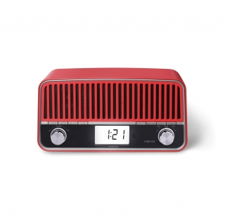 Radio Sunstech Retro RPRBT3500 - Rojo