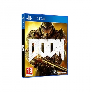 Doom Day One Edit para PS4