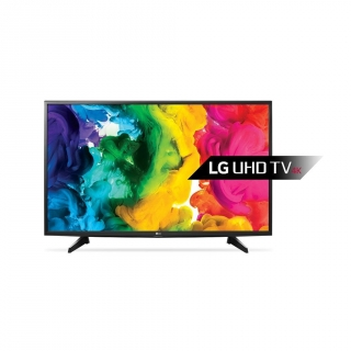 "TV LED 43"" LG 43UH610V, UHD 4K, Smart TV"